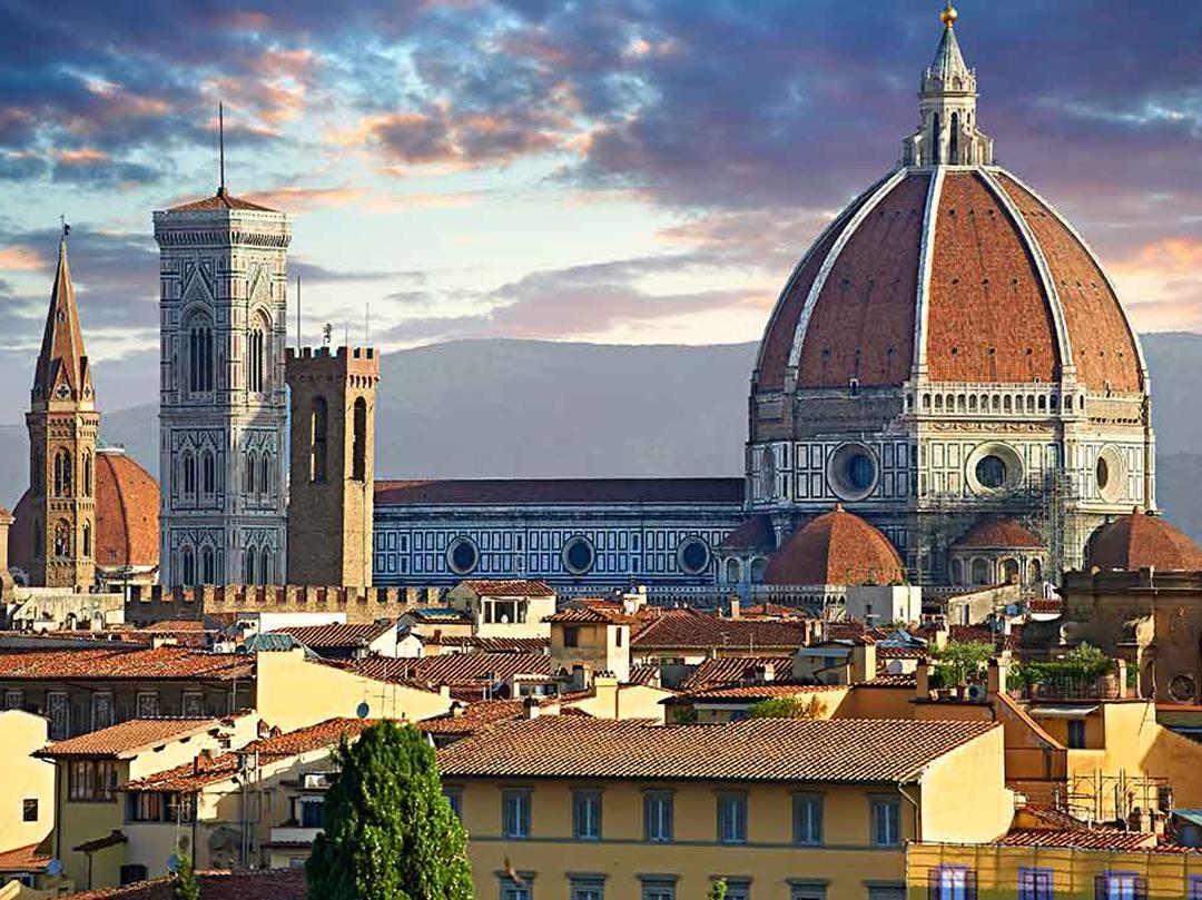 Итальянская мозаика + отдых в Сорренто (1 сентября 2019г. 14 дней)