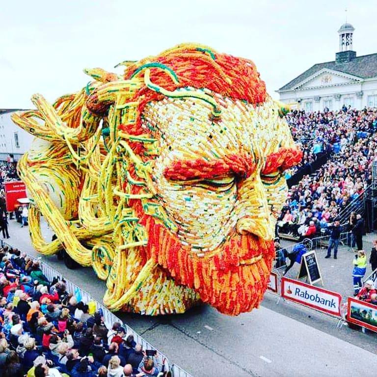 парад цветов 2019