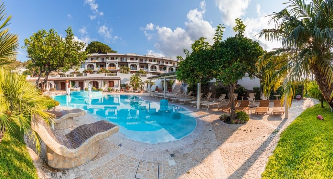 отель липарские острова