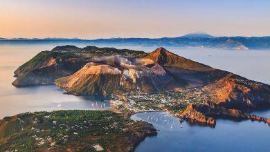 Липарские острова достопримечательности