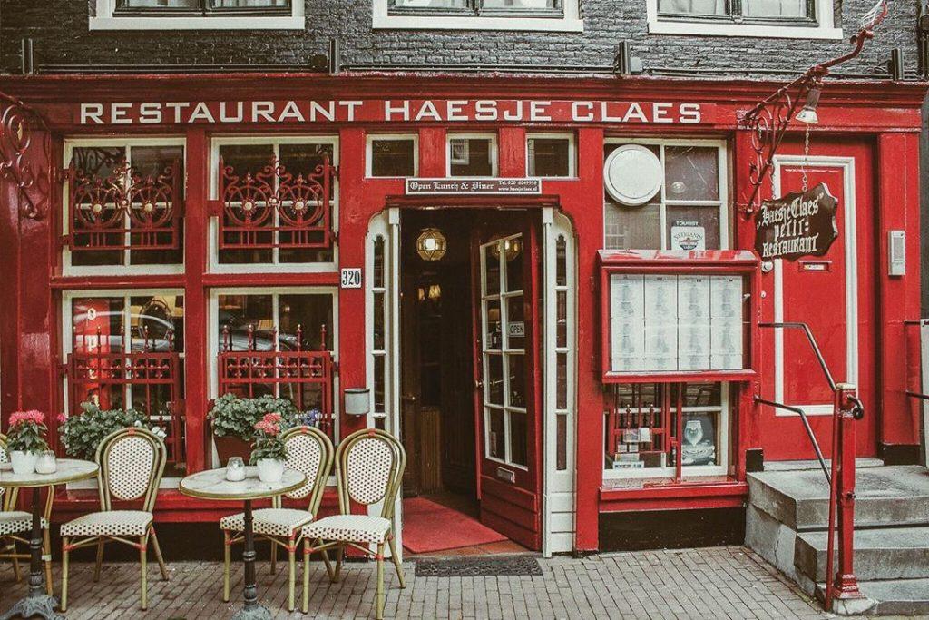 Подборка лучших ресторанов в центре Амстердама