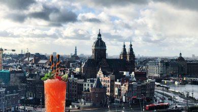 подборка лучших ресторанов в центе амстердама
