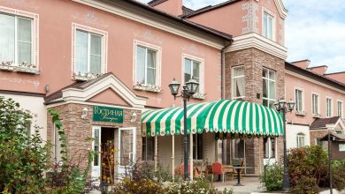 обзор гостиниц Торжка