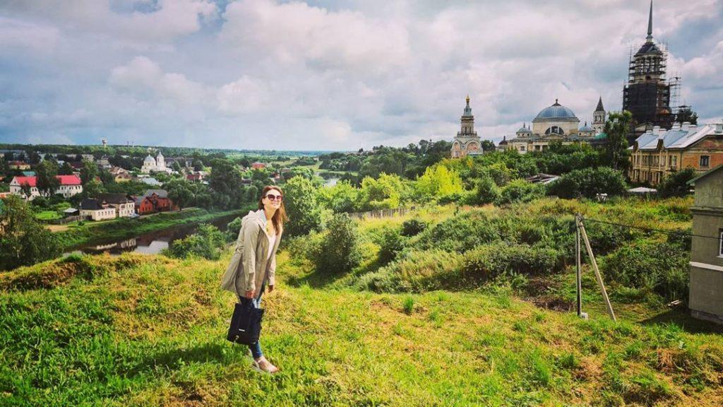 смотровые площадки Торжка - Новоторжский кремль
