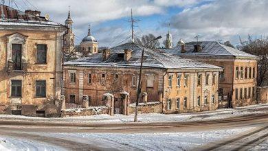 площадь Ананьина Торжок