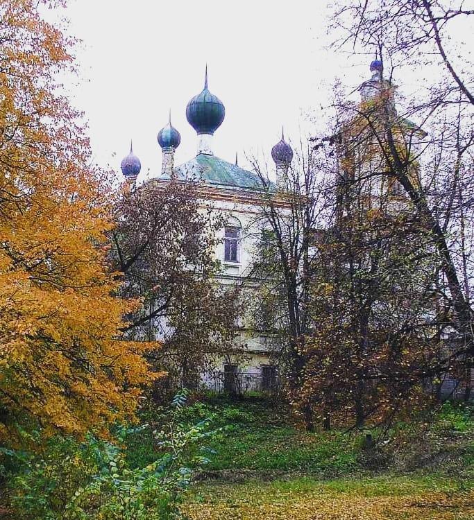 Георгиевская церковь торжок
