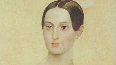 На портрете К.Брюллова дочь императора Николая 1 Мария