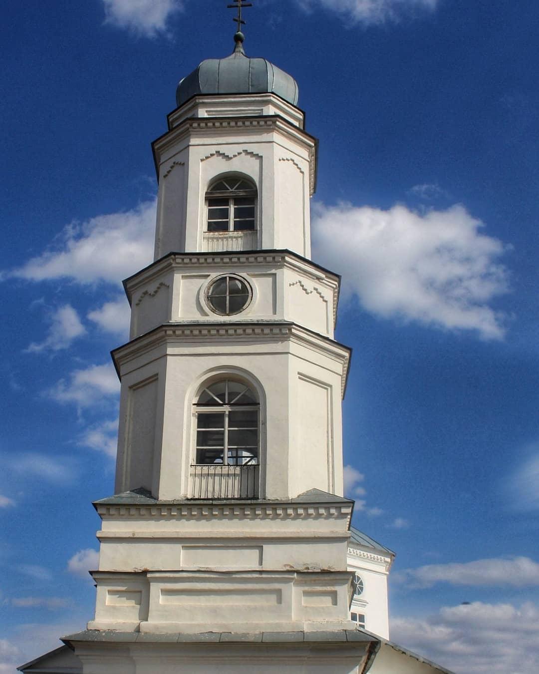Судьба церкви Казанской иконы в селе Рашкино под Торжком