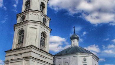 История Церкви Казанской иконы в селе Рашкино под Торжком